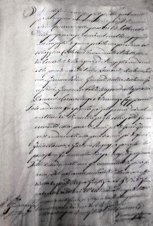 D.Musone, Storia Civile di Marcianse,p.107 Fig.107 - Fonti Archivistiche -ASCe. Elenco nominativo degli arrestati e delle condanne eseguite a Marcianise il 15 settembre 1860.