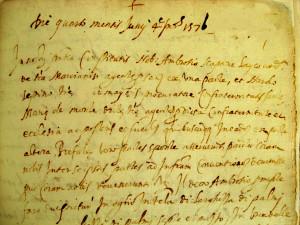 Scoperto un pittore del XVI secolo nativo di Marcianise: E' Ambrogio Scattone. Articolo di Franco Agrippa